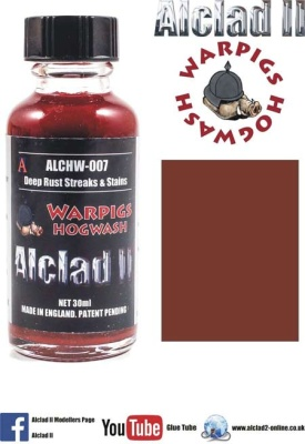 Alclad II HogWASH: Deep Rust Streaks & Stains