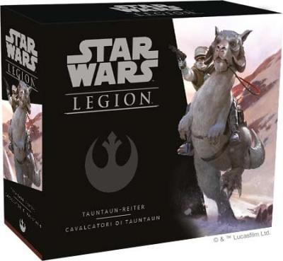 SW: Legion - Tauntaun-Reiter