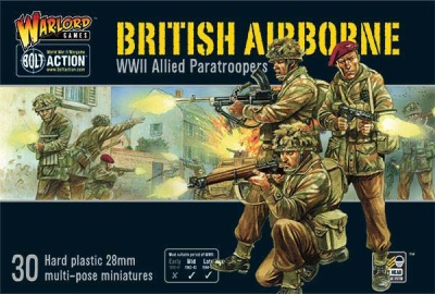 British Airborne WWII Allied Paratroopers (30)