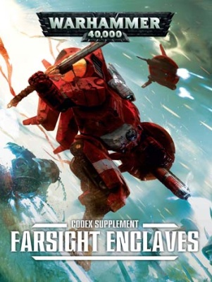 Farsight Enclaves - A Codex: Tau Empire Supplement (Englisch