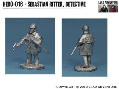Sebastian Ritter, Detective (1)