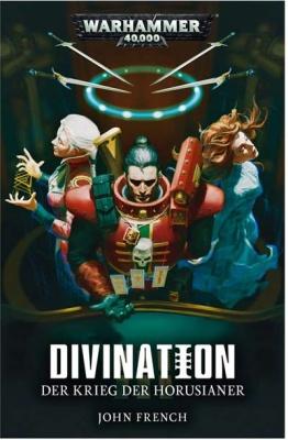 Der Krieg der Horusianer: Divination (Taschenbuch)