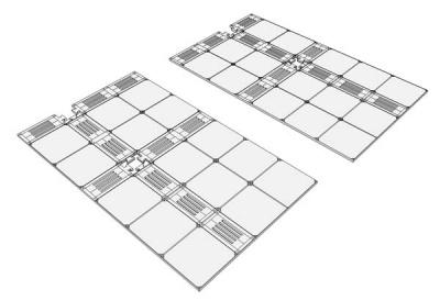 Vault Expansion Pack: Room Floors C