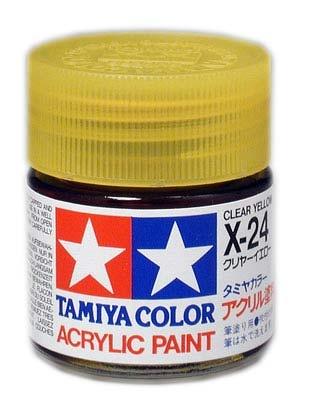 Tamiya Clear X-24 GELB