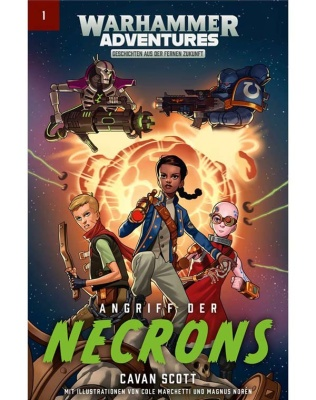 Angriff der Necrons (Taschenbuch)