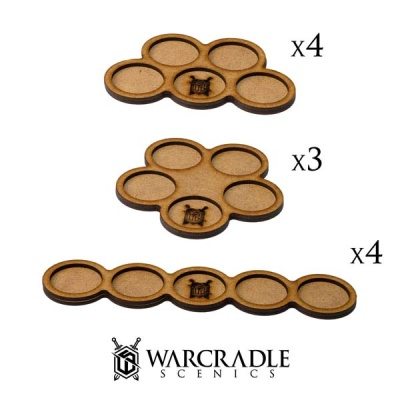 Formations Movement Trays - 25mm (11)