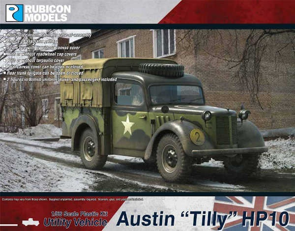 "Austin ""Tilly"" HP10"