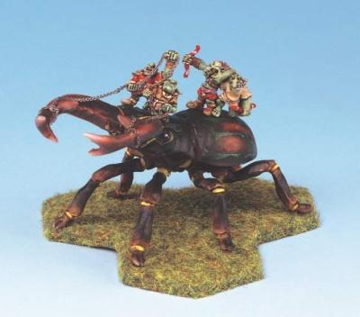 Goblin Trogulidus