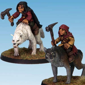 Goblin Wolf Rider Champions