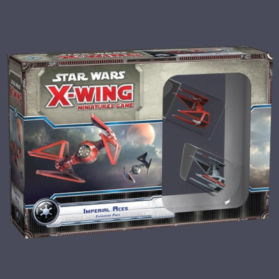 Star Wars X-Wing: Imperial Aces Expansion Pack (Engl.)