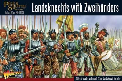 Landsknechts with Zweihanders (30)