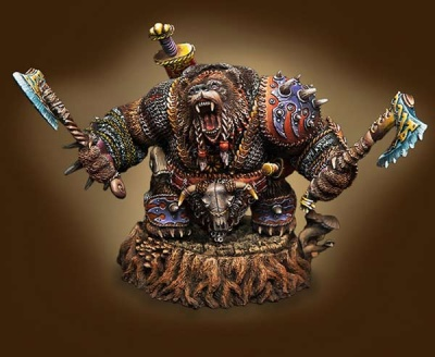 Ancient Warriors - Viking Bear (1)