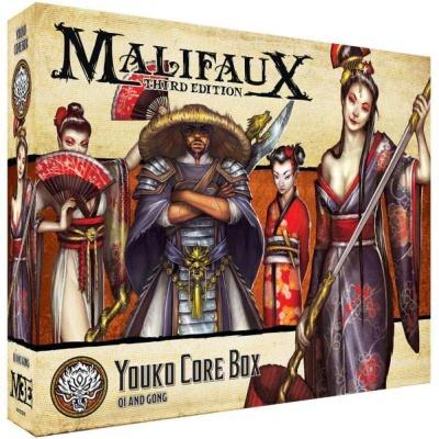 Malifaux (M3E): Youko Core Box