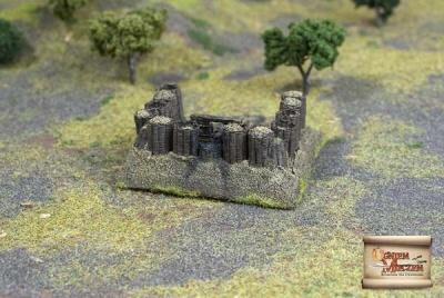 Heavy artillery emplacement (1)