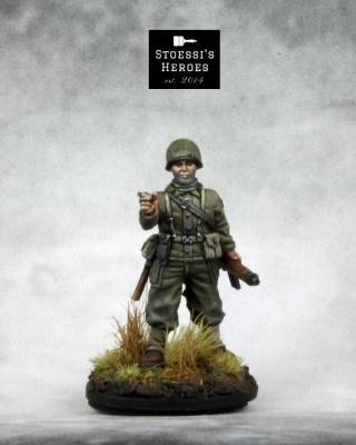 Stoessis Heroes: Miller