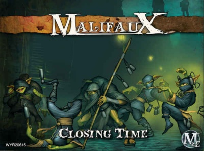 Closing Time: Brewmaster Crew