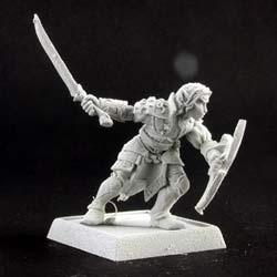 Meridh, Elf Sergeant