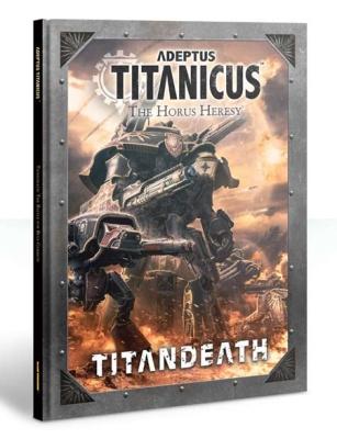 Adeptus Titanicus: Titandeath ENGLISCH
