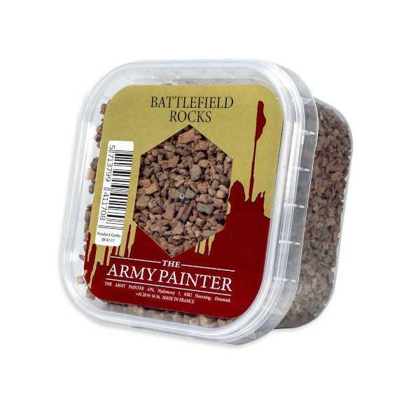 Basing: Battlefield Rocks (2019)