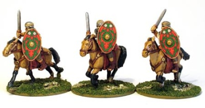 Imperial Roman Cavalry Blister (3)