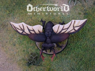 Giant Stag Beetle - Flying Conversion Kit