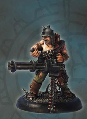Scavenger mit Gatling-Gun (1)