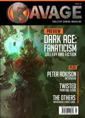 Ravage Magazine #15 (engl)