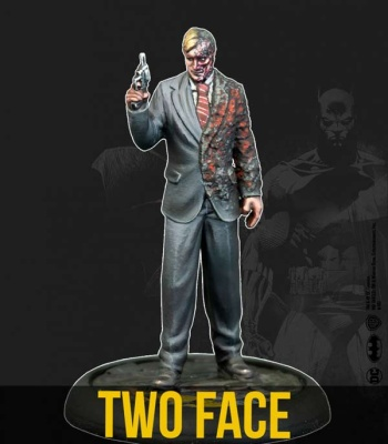 The White Knight & Two Face