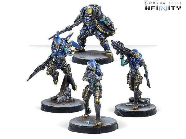 Nyoka Assault Troops Box (O12)