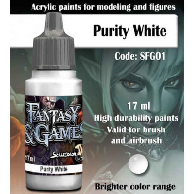 Scalecolor Fantasy 01 Purity White (17ml)