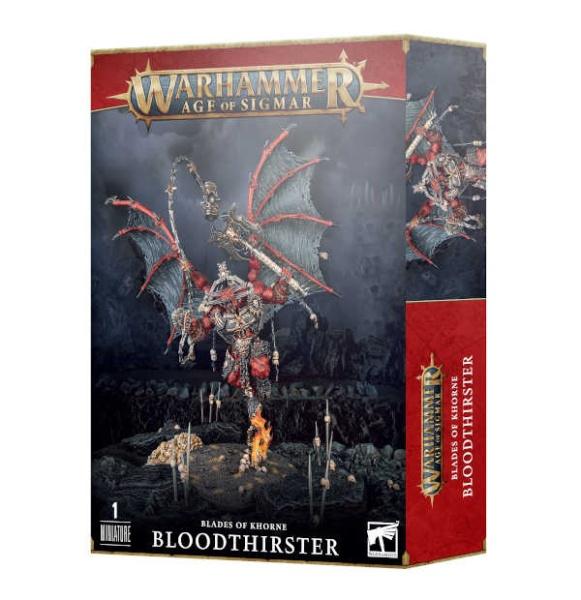 Khorne Bloodthirster