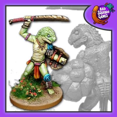 Chu'mana - The Snake Lady (1)