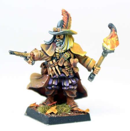 Witch hunter #1