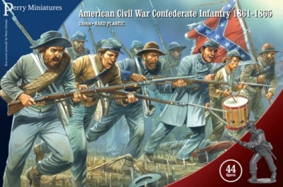 American Civil War Confederate Infantry 1861-65 (44)