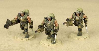 Steel Marines