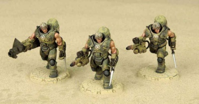 USMC/DS Heavy Engineer Squad