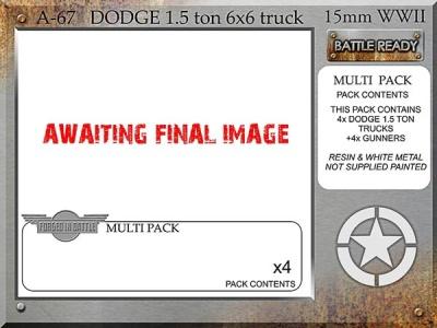 DODGE 1.5 Ton Truck (4)