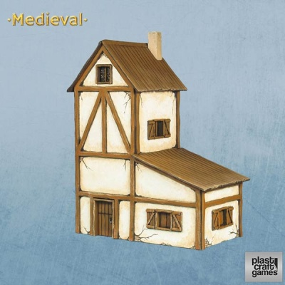 Two Storey Medieval House