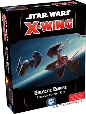 Star Wars: X-Wing 2.Ed. Imperium  Konvertierungsset
