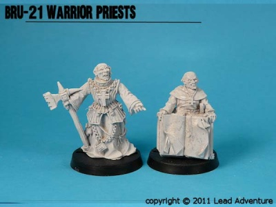 Warrior Priests (2)