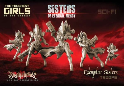 Exemplar Sisters - TROOPS (SoEM - SF)