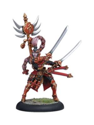 Skorne Warlock Archdomina Makeda