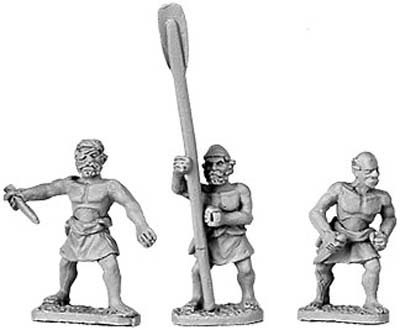 Athenian Rowers (random 8 of 4 designs)