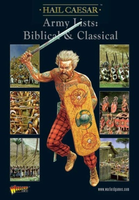 Hail Caesar Army Lists - Volume 1: Biblical & Classical