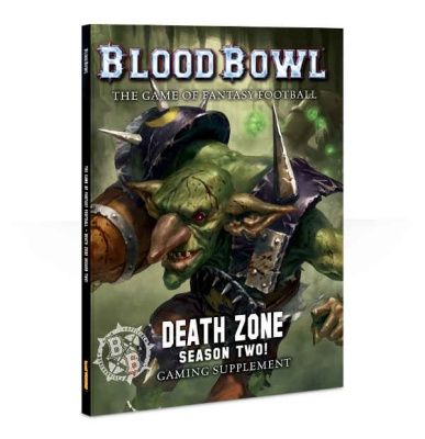 Blood Bowl: Death Zone (Season Two!)