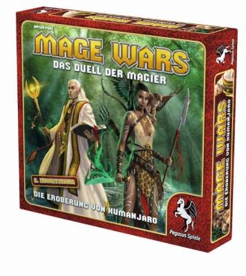 Mage Wars - Die Eroberung von Kumanjaro