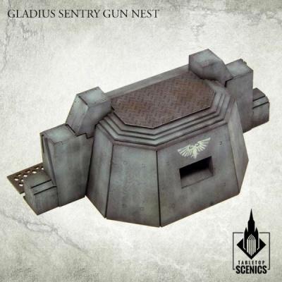 Gladius Sentry Gun Nest