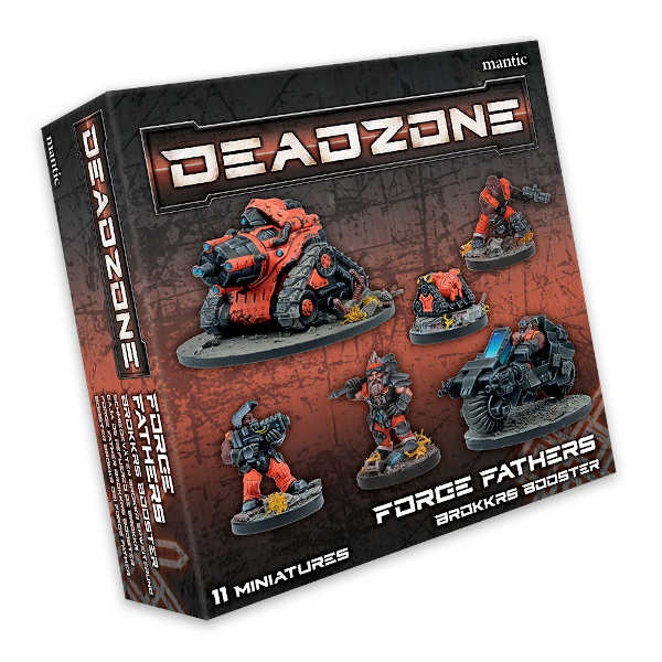 Deadzone Forge Father Brokkrs Booster
