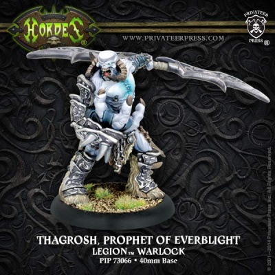 Thagrosh, Prophet of Everblight