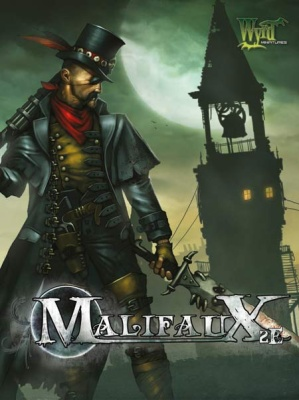 MALIFAUX Core Rulebook 2nd Edition
